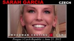 Casting of SARAH GARCIA video