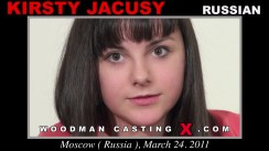 Casting of KIRSTY JACUSY video
