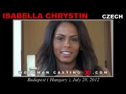 See the audition of Isabella Chrystin