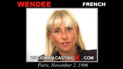 Casting of WENDEE video