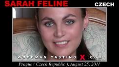 Casting of SARAH FELINE video