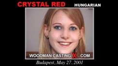 Casting of CRYSTAL RED video
