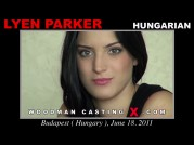 See the audition of Lyen Parker