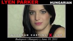 Casting of LYEN PARKER video