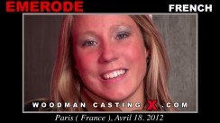 Casting of EMERODE video