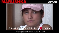 Casting of MARUSHKA video
