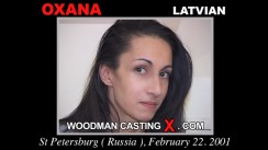 Casting of OXANA video
