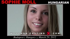 Casting of SOPHIE MOLL video