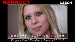 Casting of NANNCCY video