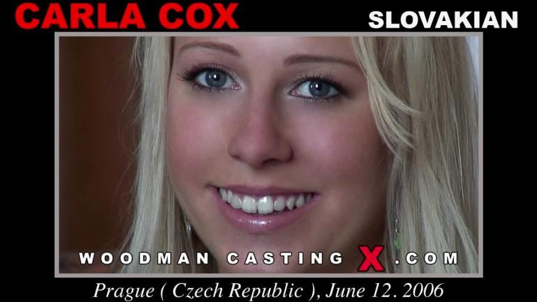 casting Carla cox