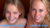 Rose Delight and Carla Cox - WUNF 76