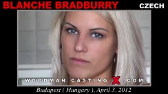 Casting of BLANCHE BRADBURRY video