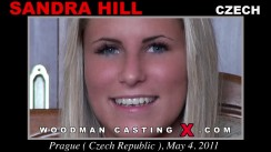 Casting of SANDRA HILL video
