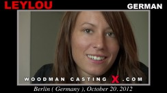 Casting of LEYLOU video