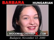 See the audition of Barbara