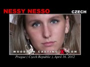 See the audition of Nessy Nesso