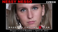 Casting of NESSY NESSO video