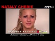 See the audition of Nataly Cherie