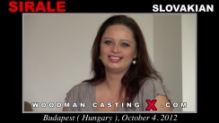 Casting of SIRALE video