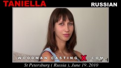 Casting of TANIELLA video