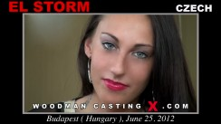 Casting of EL STORM video