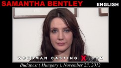 Casting of SAMANTHA BENTLEY video
