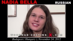 Casting of NADIA BELLA video