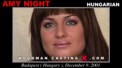 Casting of AMY NIGHT video