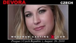 Casting of DEVORA video
