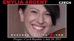 Casting of EMYLIA ARGANT video