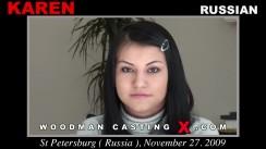 Casting of KAREN video