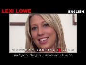 See the audition of Lexi Lowe