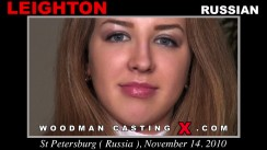 Casting of LEIGHTON video