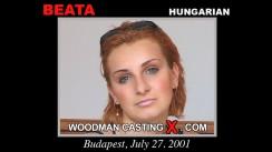 Casting of BEATA video