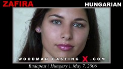 Casting of ZAFIRA KLASS video