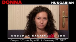 Casting of DONNA video