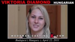 Casting of VIKTORIA DIAMOND video