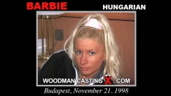 Casting of BARBIE video