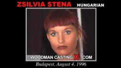 Casting of SZILVIA STENA video