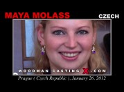 See the audition of Maya Molass