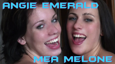 Mea Melone and Angie Emerald - WUNF 87