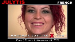 Casting of JULYTIS video