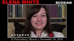 Casting of ELENA WHITE video