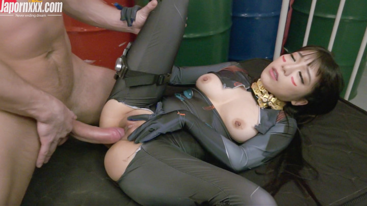 Non : Sex Cyborg-Interracial Creampie!