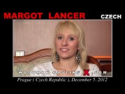 See the audition of Margot Lancer