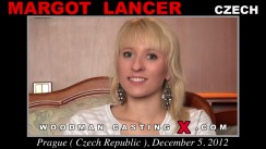 Casting of MARGOT LANCER video