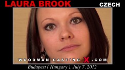 Casting of LAURA BROOK video