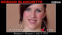 Casting of MORGAN BLANCHETTE video