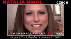 Casting of NATALIA NIKOL video