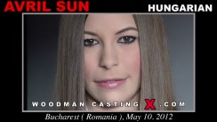 Casting of AVRIL SUN video